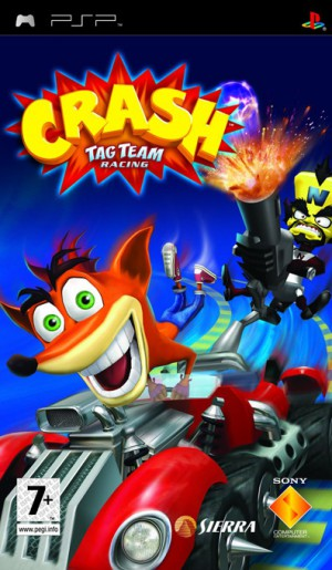 Crash Tag Team Racing [20...